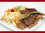 Kleine Mixed-Grill Abant